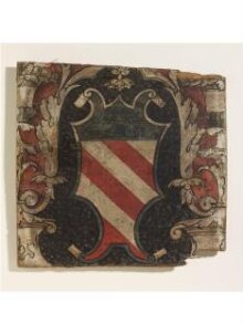 Shield with a coat of arms thumbnail 1