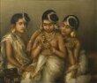Three Nayar Girls of Travancore thumbnail 2