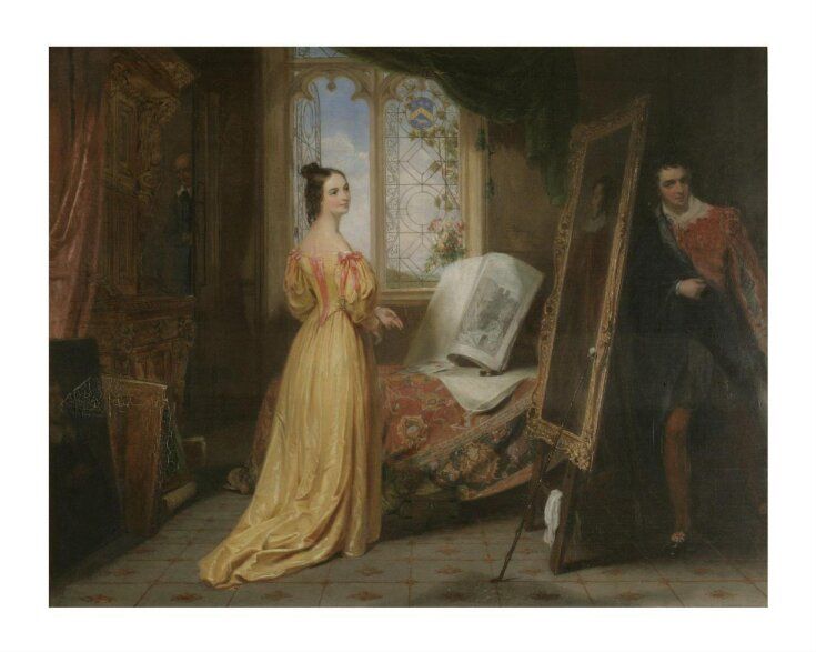 Scene from 'The Honeymoon' top image