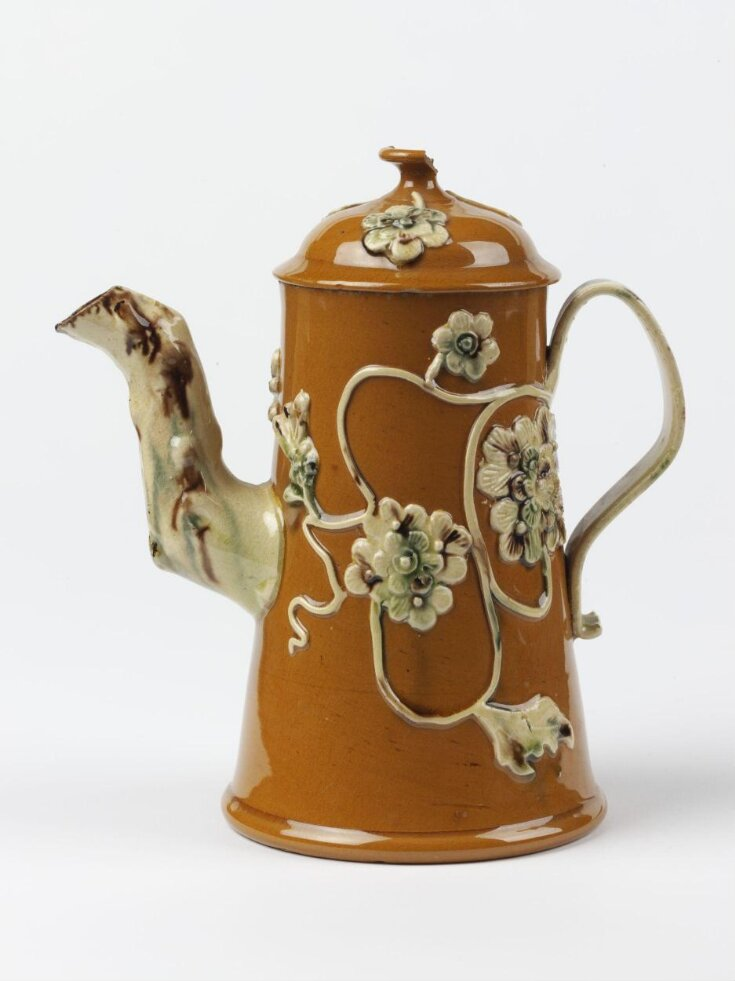 Coffee Pot and Cover top image