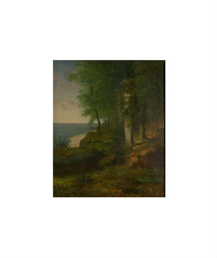 Study for the four seasons: Spring (Daphnis and Chloe) top image