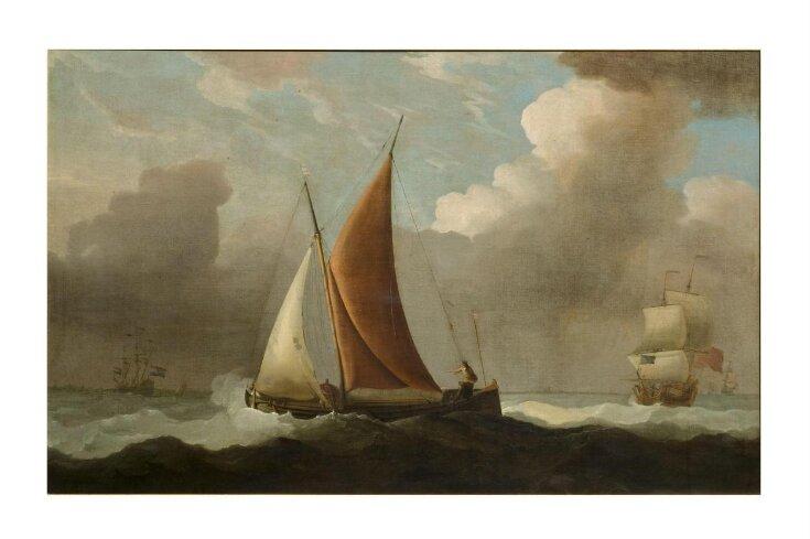 Vessels at Sea top image