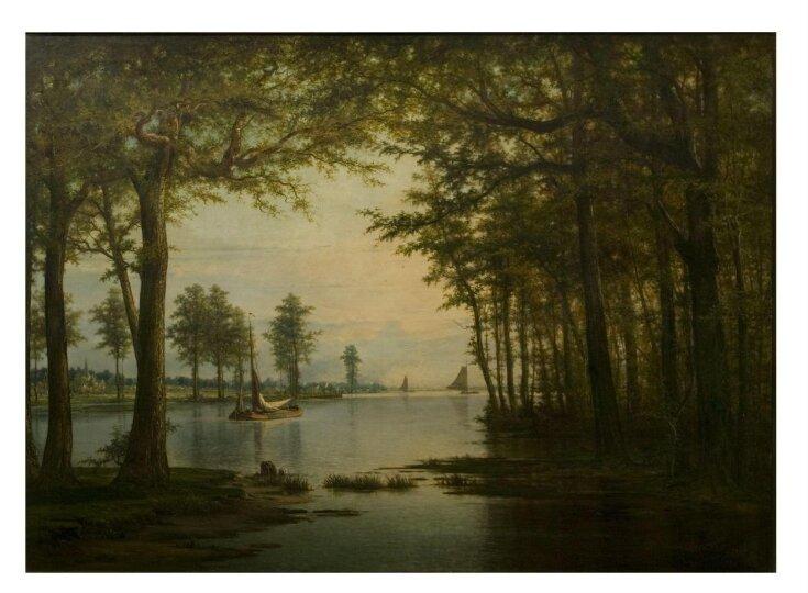 View on the Scheldt top image