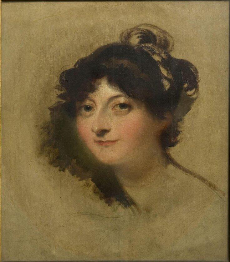 Portrait of Lady Lea top image