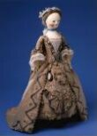 Doll With Dress and Accessories thumbnail 2