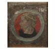 Profile bust of a Roman emperor facing left thumbnail 2
