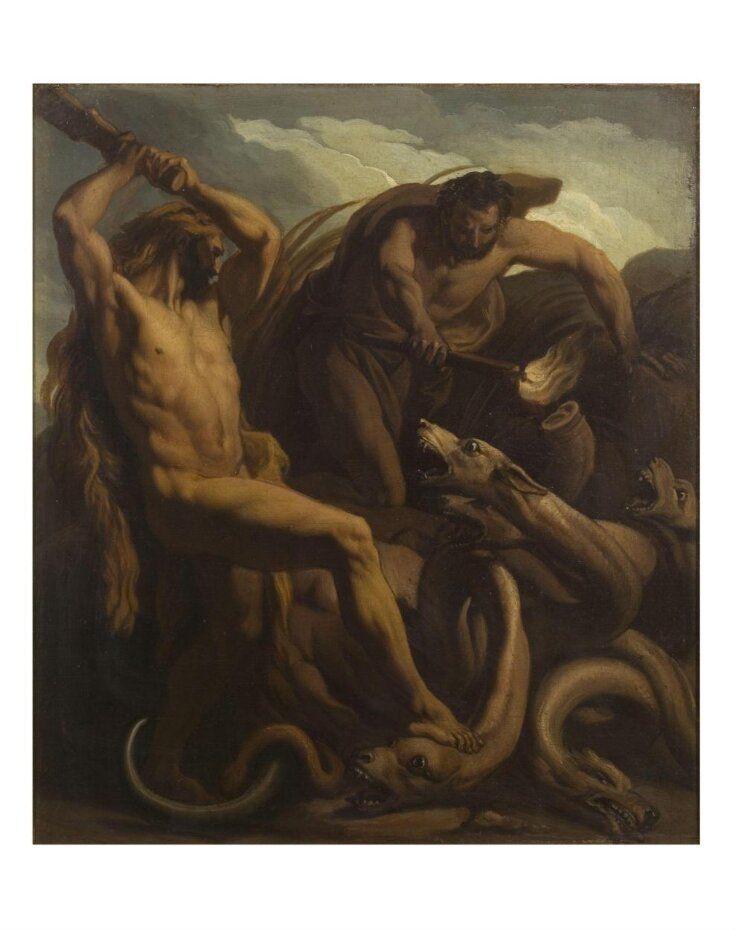 Hercules Slaying the Hydra top image