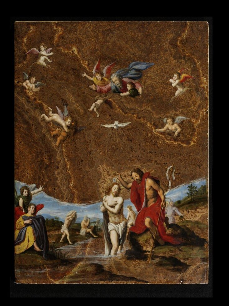 The Baptism of Christ top image