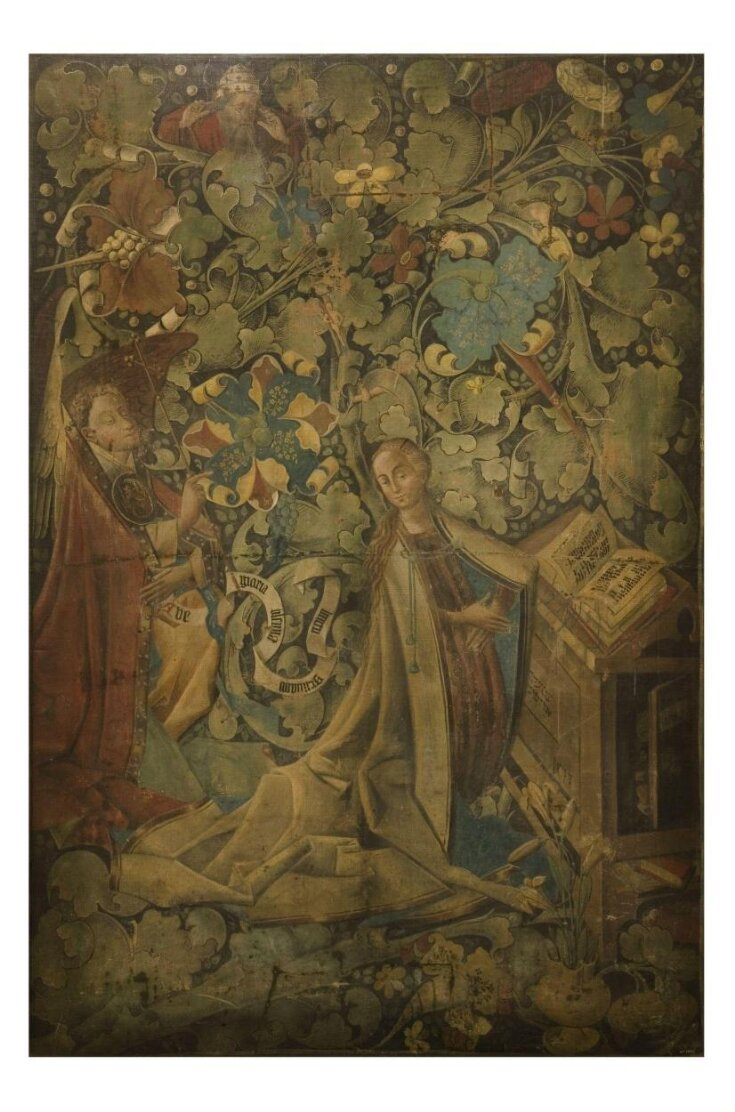 The Annunciation with the Tree of Life top image