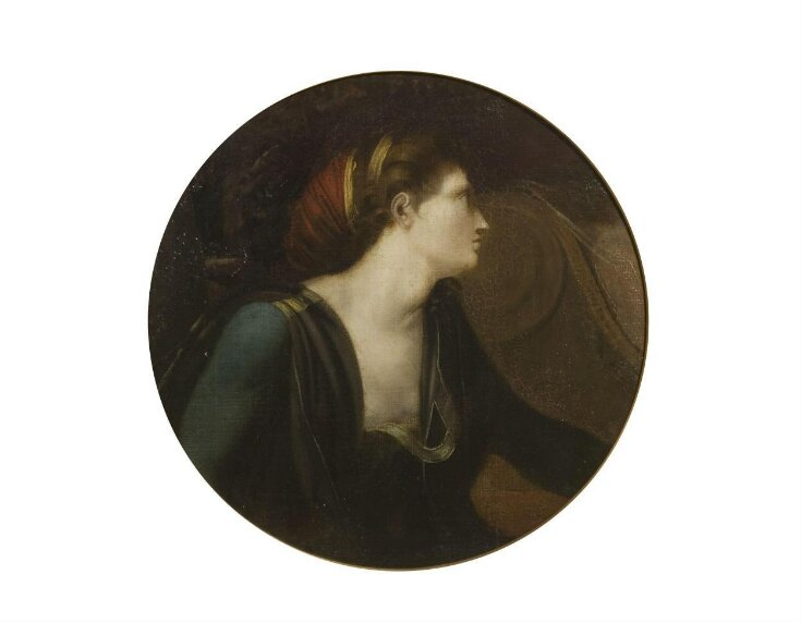 Head of a woman from the Dream of Queen Katherine top image