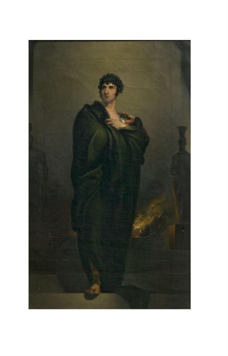 John Philip Kemble as Coriolanus in Coriolanus by William Shakespeare top image