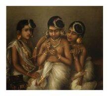 Three Nayar Girls of Travancore thumbnail 1