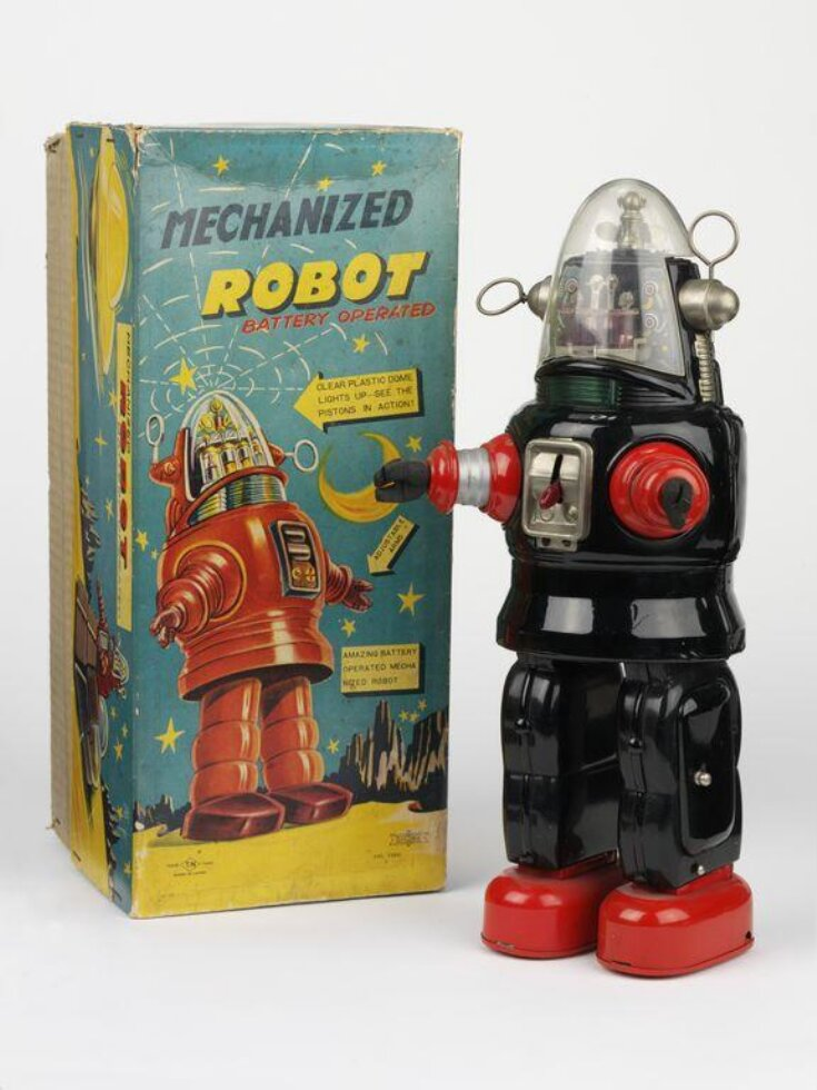 Robby the Robot top image