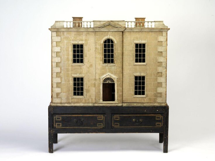 The Denton Welch dolls' house top image