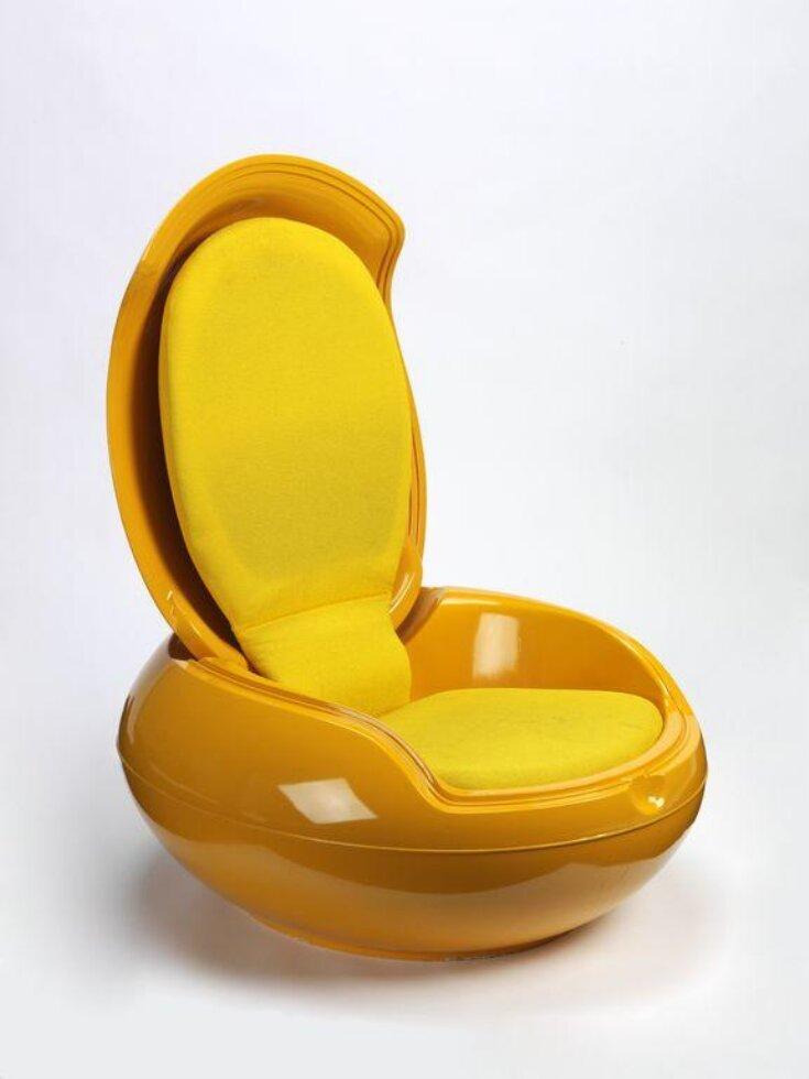 Garden Egg Chair top image