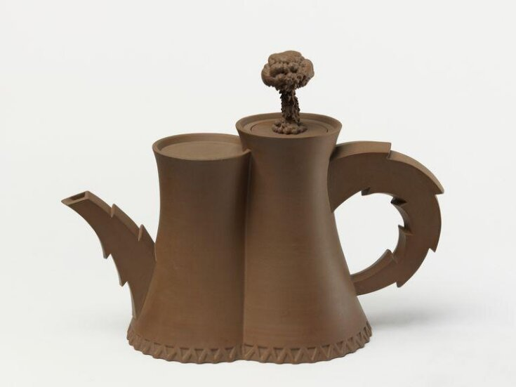 Double Cooling Towers Teapot no.10 top image