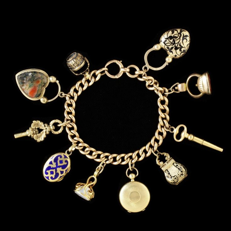 Charm Bracelet top image