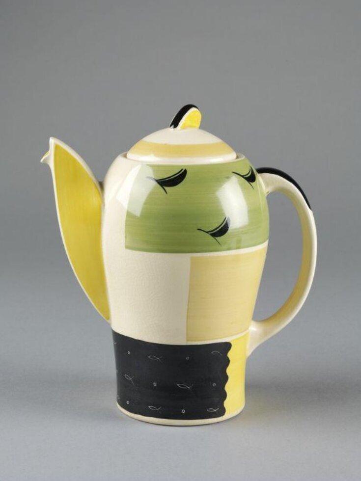 Kestrel Coffee Set top image