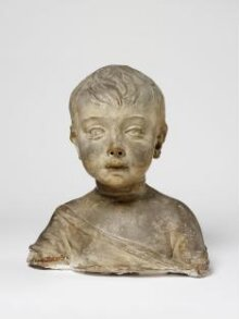 Bust of a child thumbnail 1