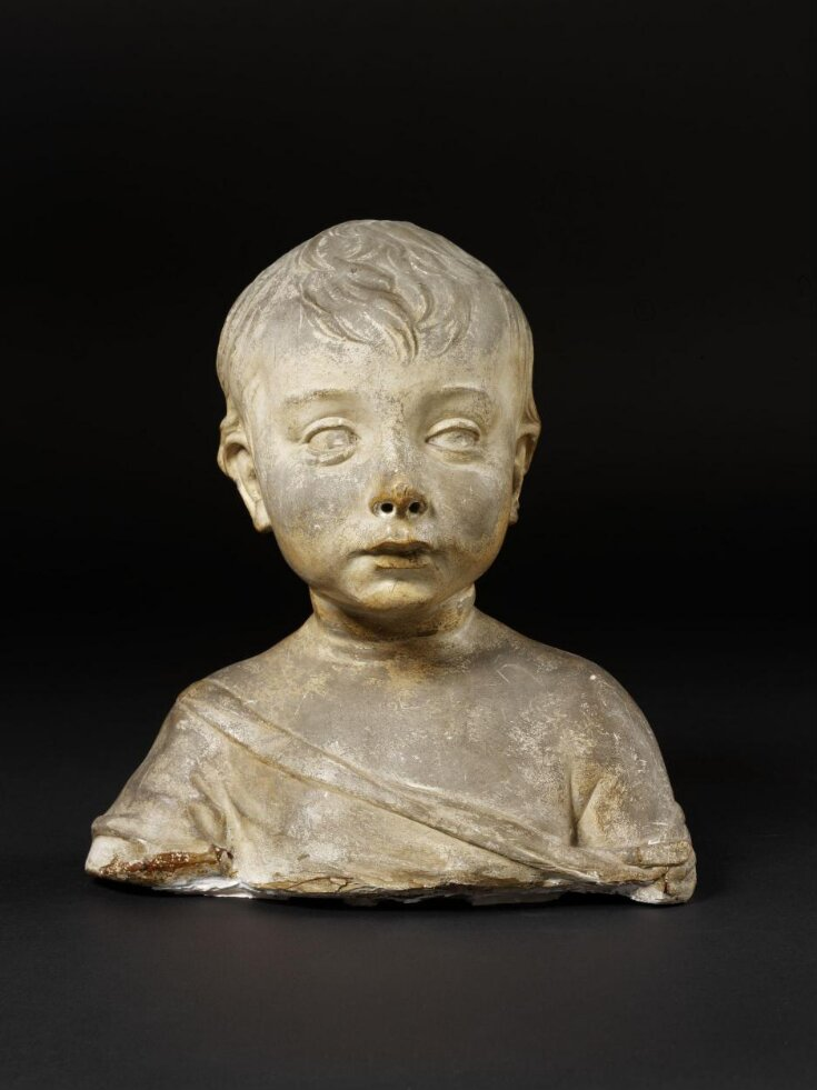 Bust of a child top image