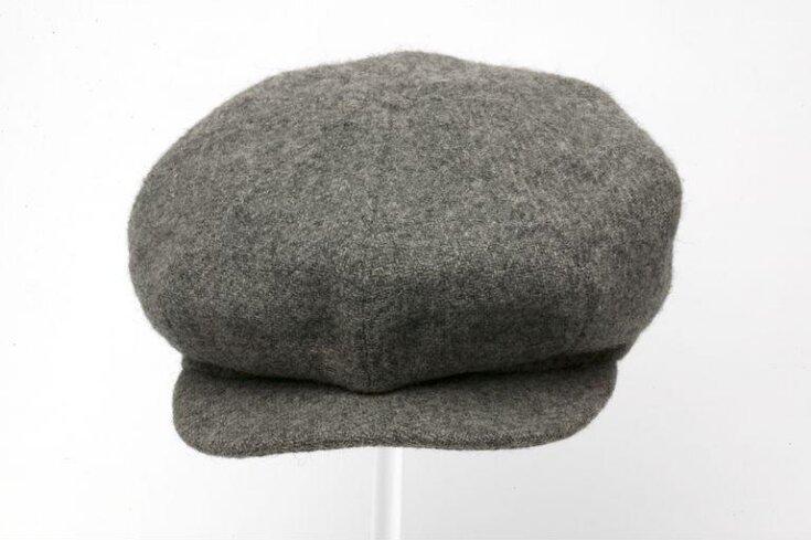 Boy's Coat and Cap top image