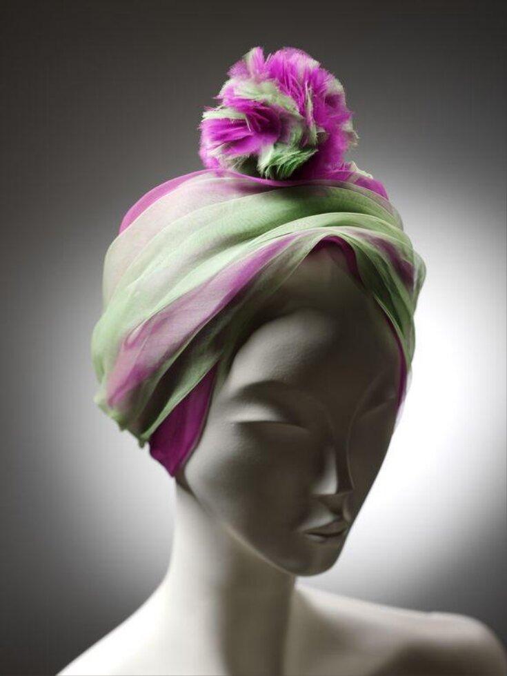 Ladies Hat top image