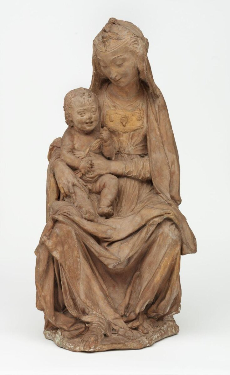 The Virgin with the laughing Child top image
