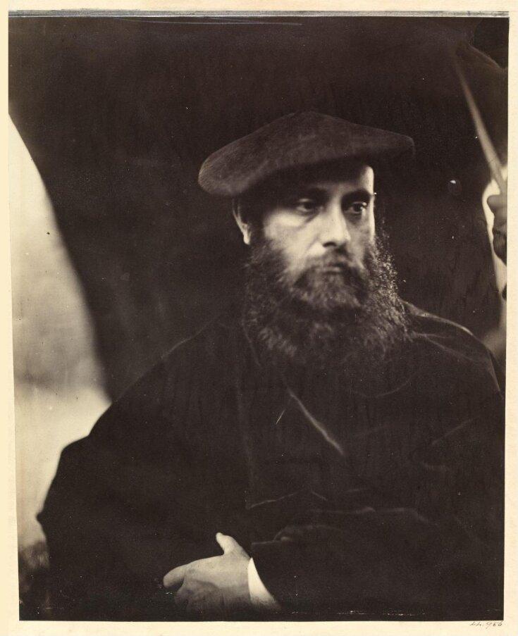 W[illia]m [Michael] Rossetti top image