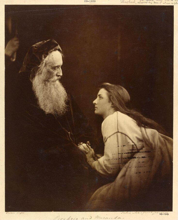 Prospero and Miranda top image