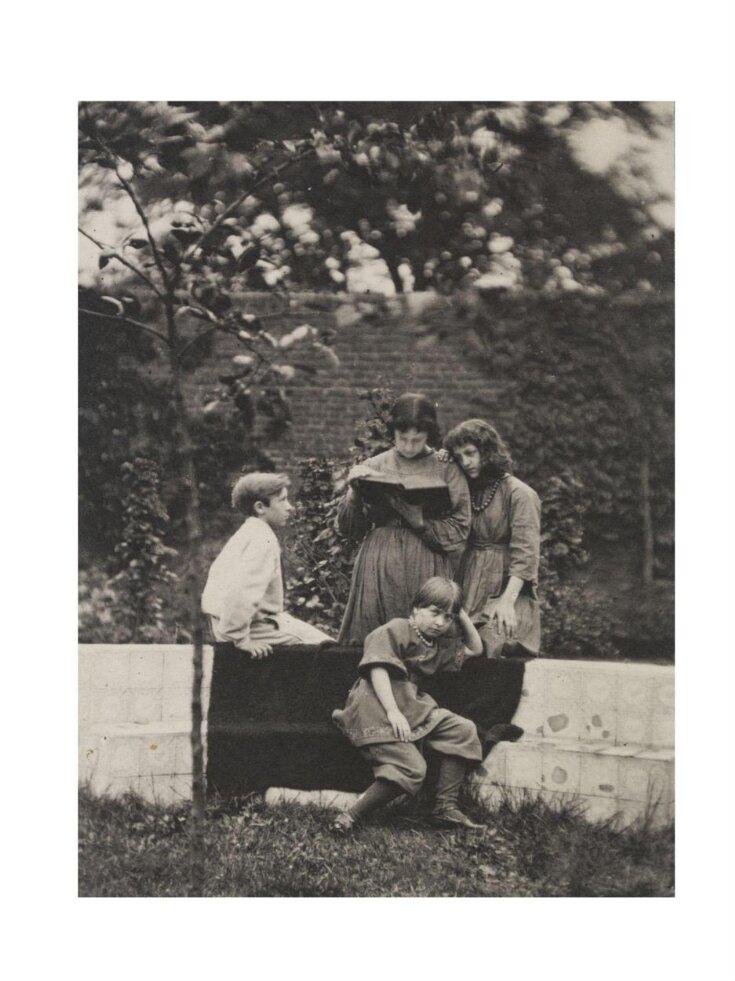 Burne-Jones & Morris Children top image