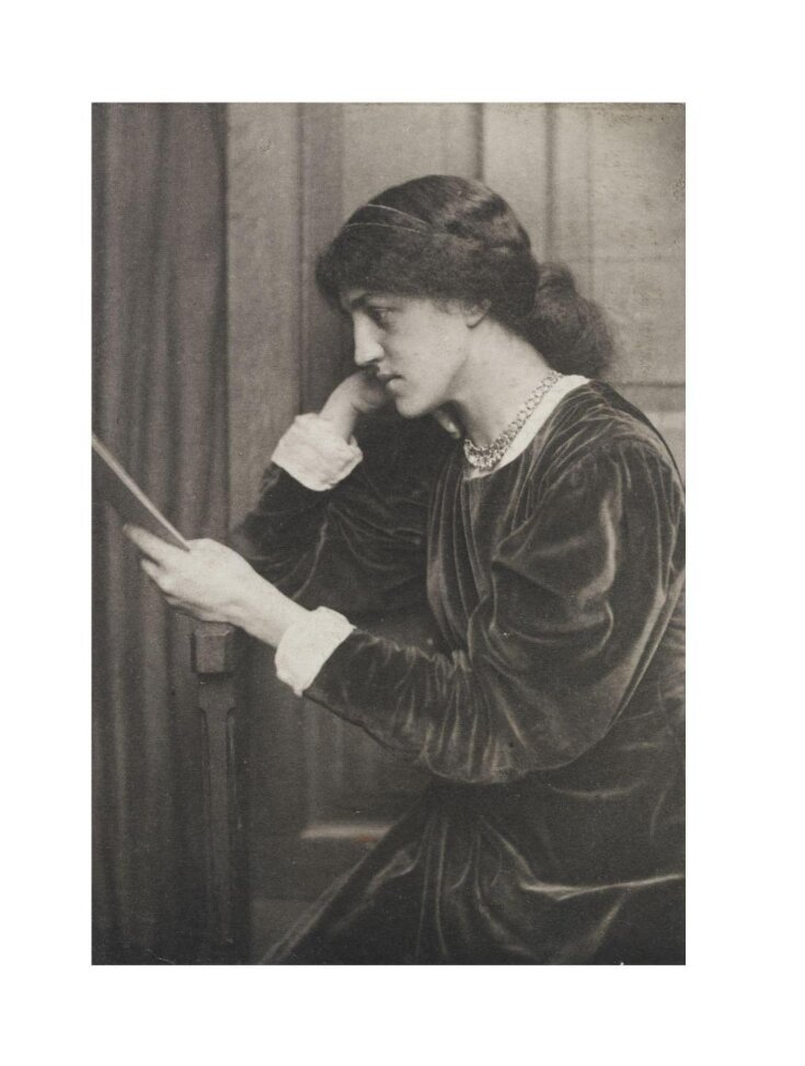 Miss May Morris top image