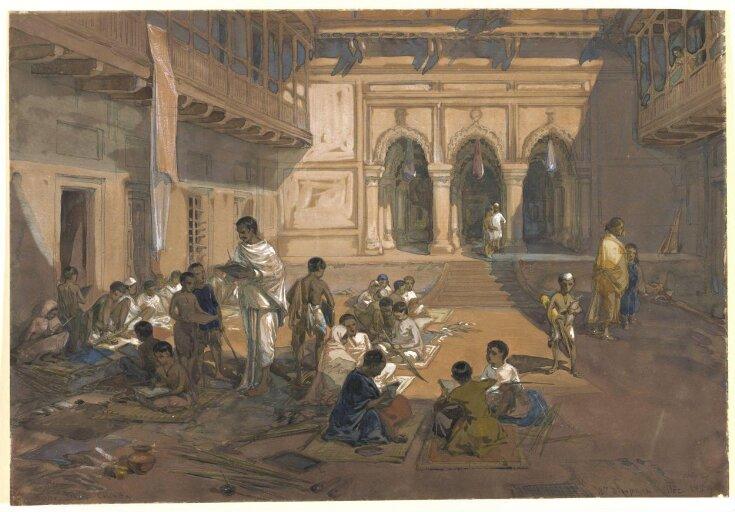 Indian School Calcutta top image