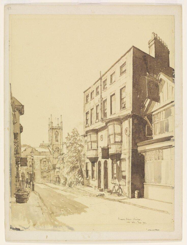 Church Street, (west side) Windsor top image