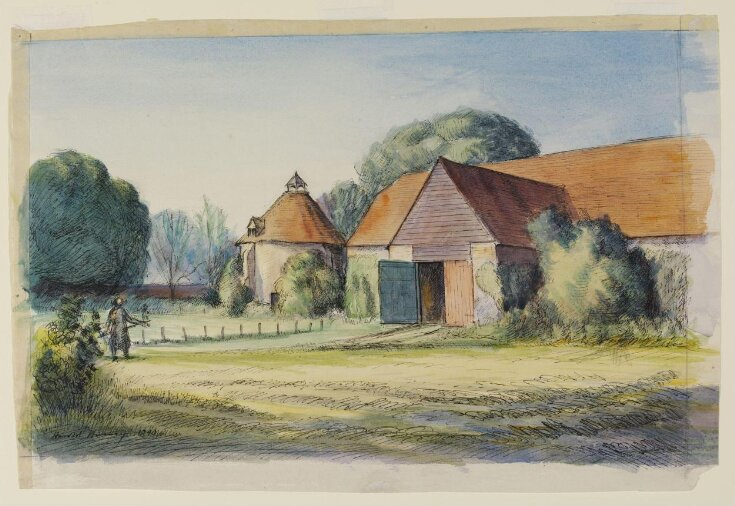 Tithe Barn and Dove House, Hurley top image