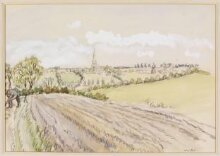Thaxted from the Fields thumbnail 1