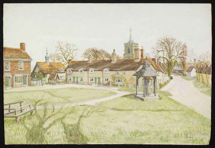 The Village Green, Westmill top image