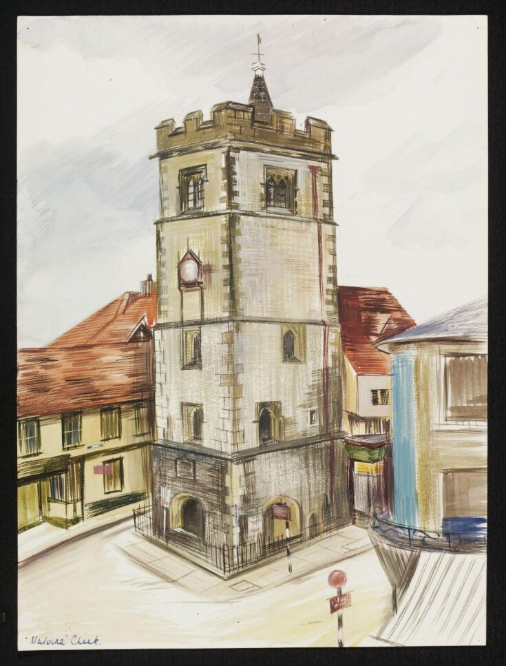 The Clock Tower, St. Albans top image