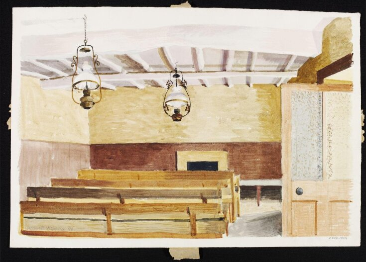 Interior of the Friends' Meeting House, Laskill, Ryedale top image