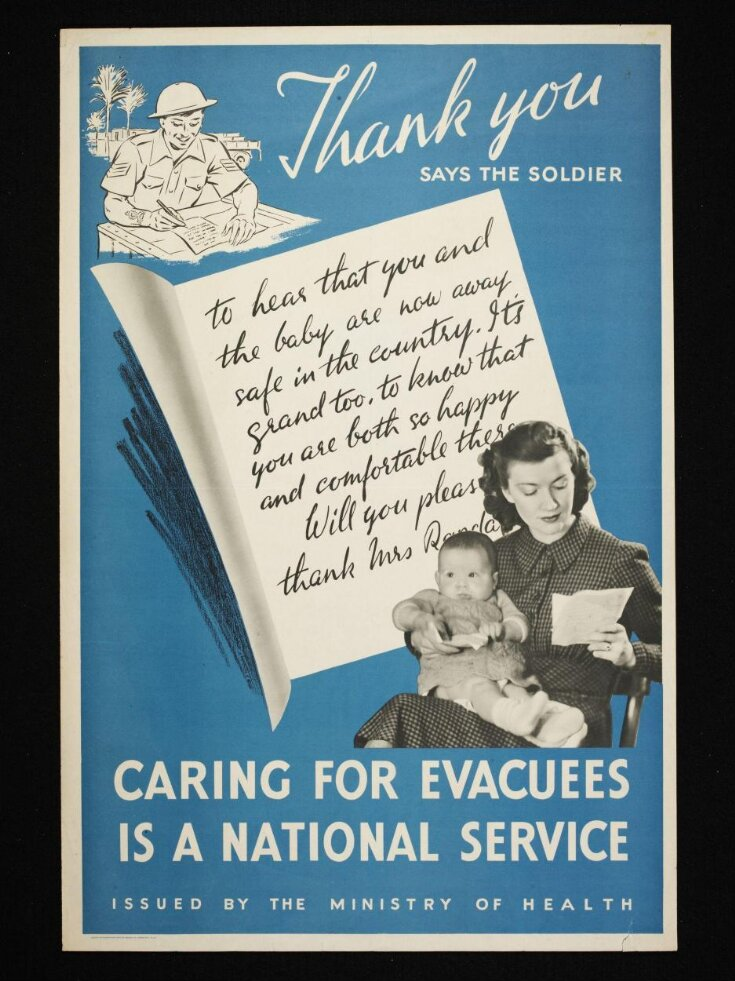Caring for Evacuees is National Service top image