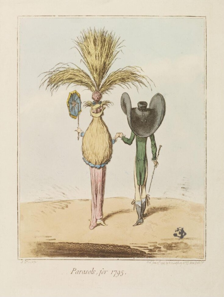 Parasols for 1795 top image