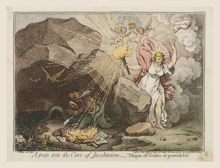 A peep into the Cave of Jacobinism top image