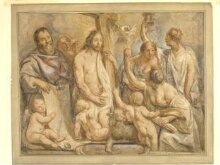 Christ, St Paul, Charity and the Theological Virtues thumbnail 1