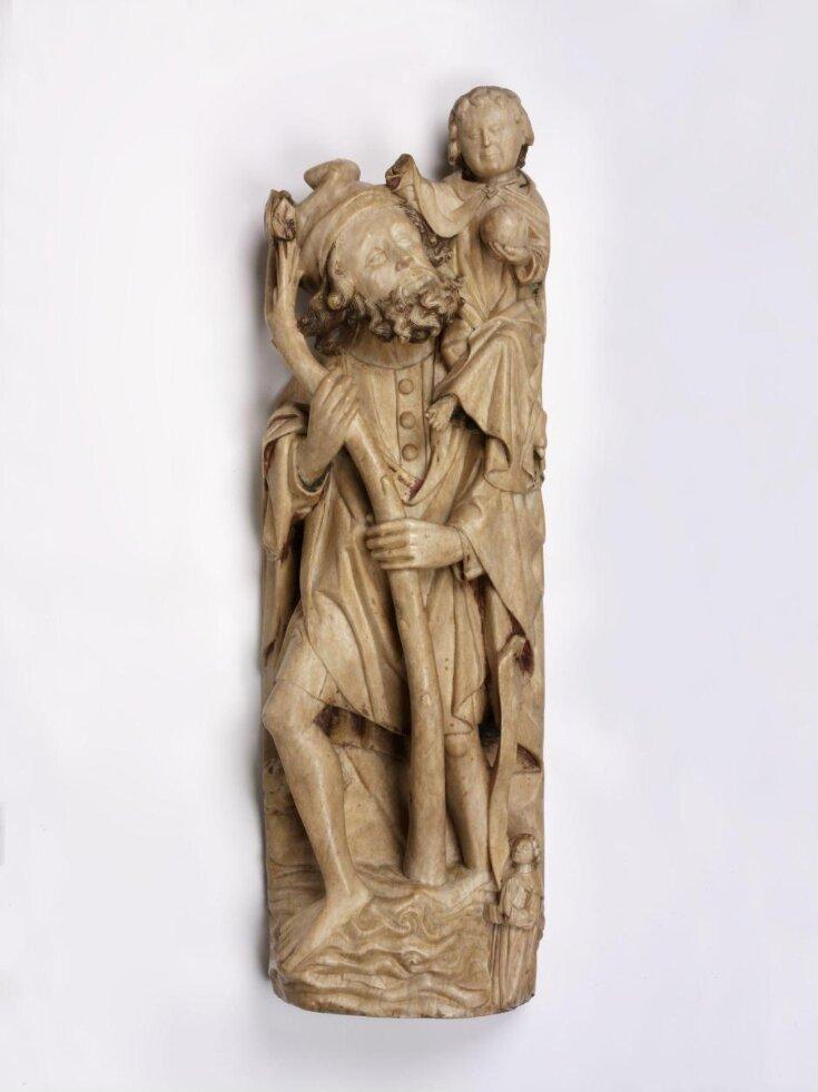 Saint Christopher top image