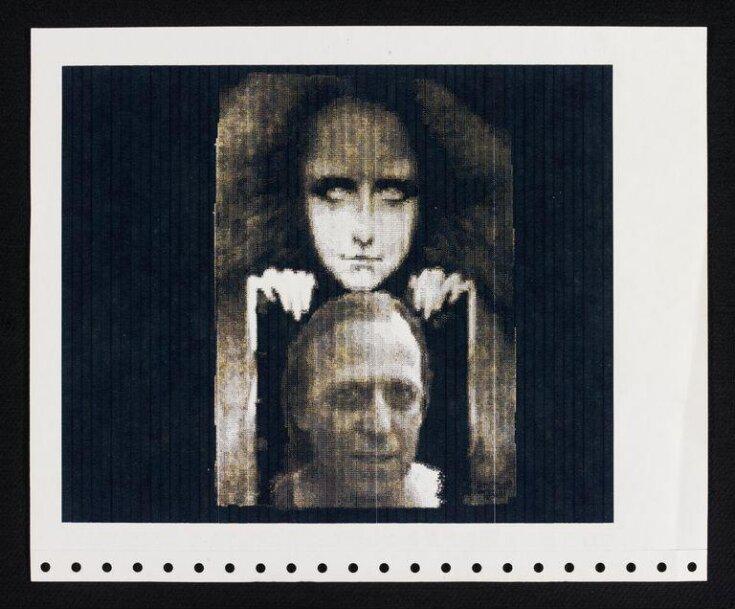 Self-Portrait (Veronica's Veil) top image