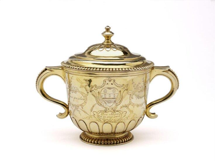 James II's Coronation Cup top image