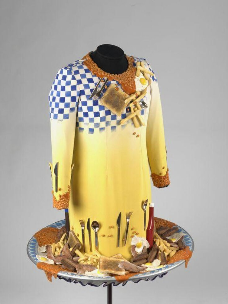 Dame Edna's Breakfast Dress top image