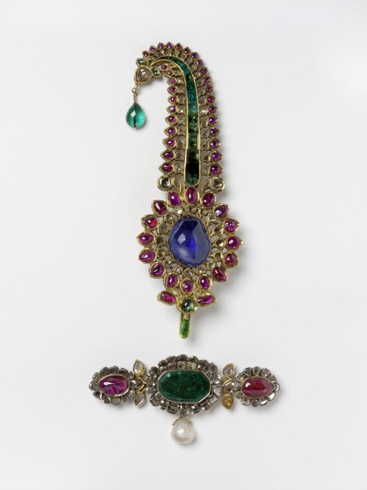 Turban Ornament top image