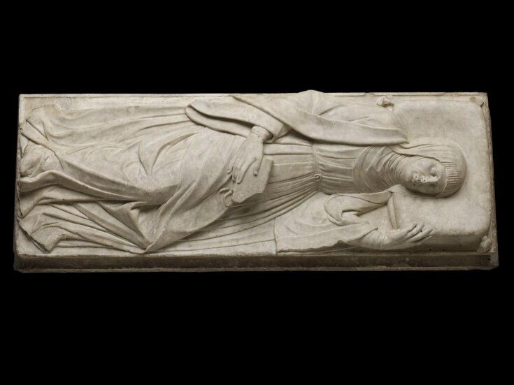 Sepulchral Effigy of a Lady top image