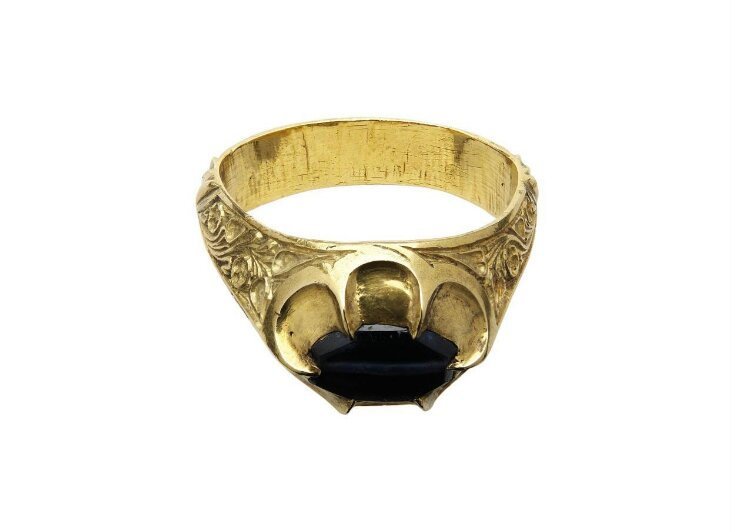 William Wytlesey's ring top image