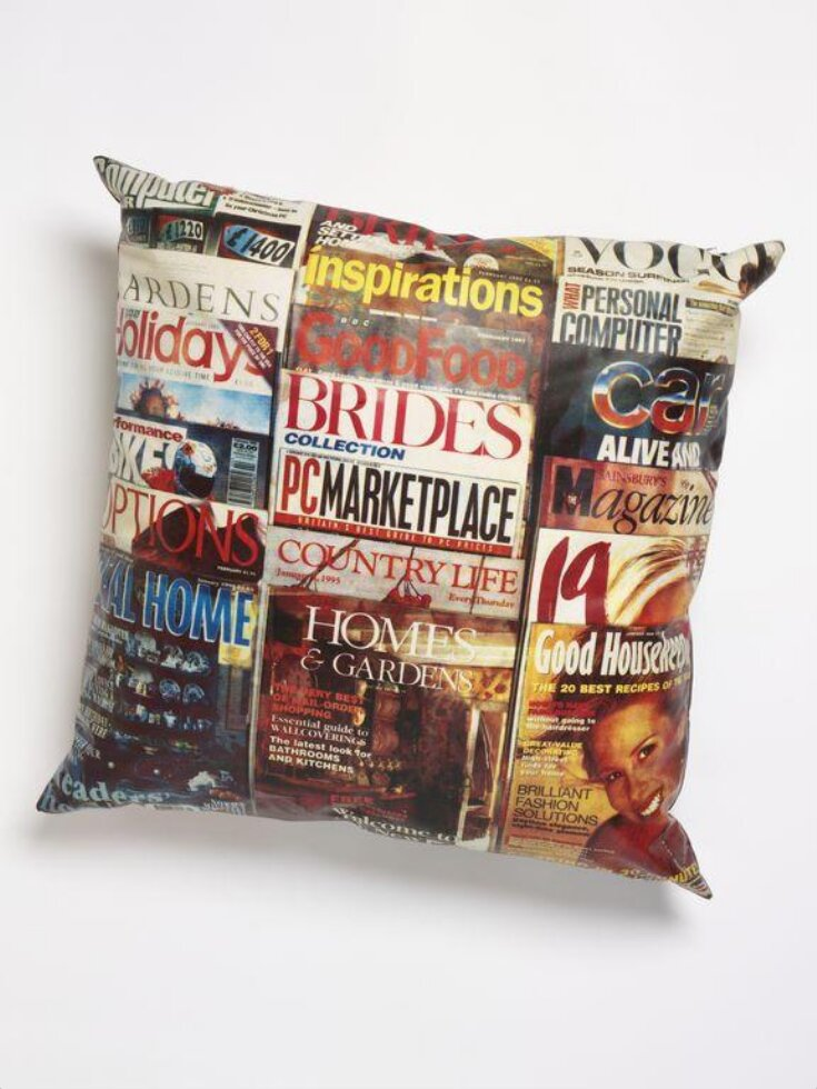 Untitled (Cushion cover) top image